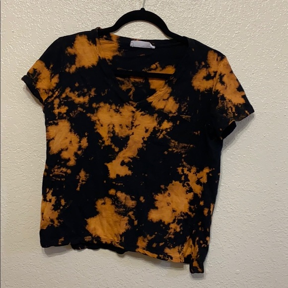 XL Party Animal Acid Wash Tie Dyed Tee